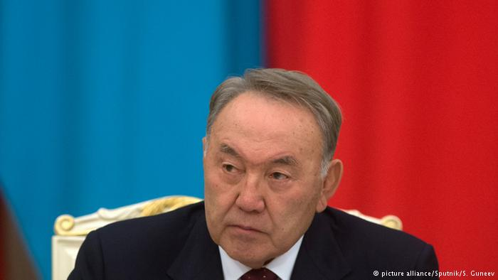 Kazakh President Nazarbayev plans to give certain powers to parliament