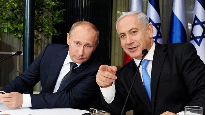 Putin Netanyahu ilə görüşəcək