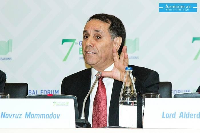 """""""Deyirlər, biri özünü öldürdü, biri isə istefa verdi"""" - Novruz Məmmədov"""