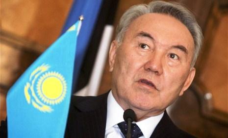 Qazaxıstan prezidenti gizlicə İsrailə qaçdı