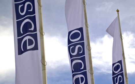 Next OSCE Ministerial Council due in Milan