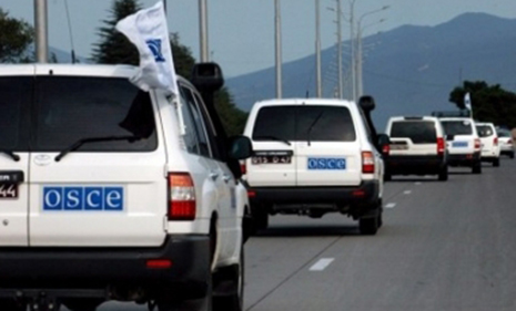No incident during OSCE monitoring on Azerbaijani-Armenian border