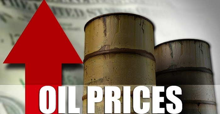 Azerbaijani oil price nears $61
