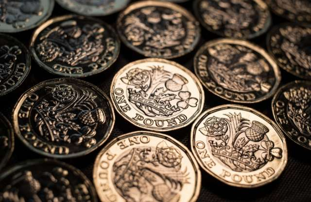 Britain has until Sunday to spend its old pound coins