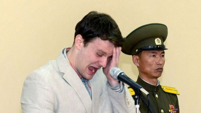 U.S. student held in North Korea died of oxygen starved brain
