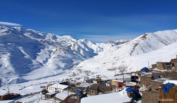 Azerbaijan - Drive Up High To The Remote Village Of Xinaliq | PHOTOS