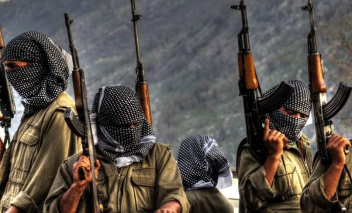 Los hechos sensacionales tocante a los terroristas de PKK de Karabaj