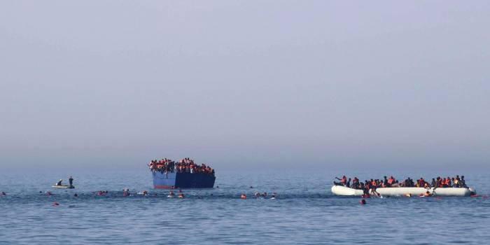 Plus de 100 disparus au large de la Libye après un naufrage