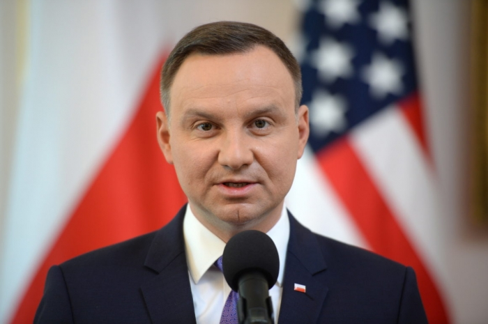 EU must not stigmatise and divide its member states, Polish president warns
