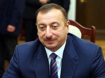 İlham Əliyev türk generalla görüşdü