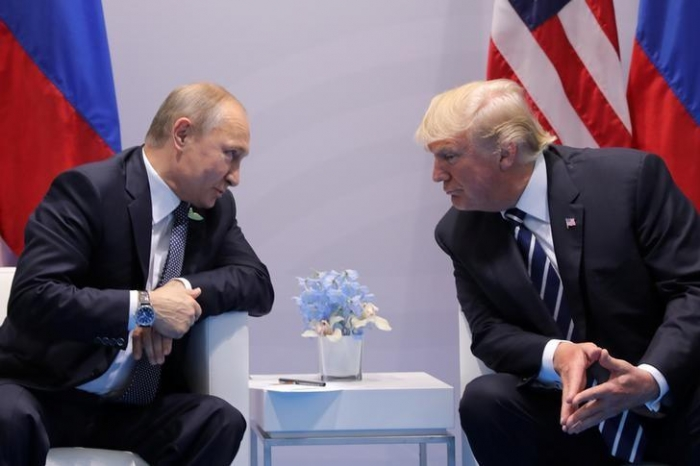 Trump speaks with Putin as tensions rise in Middle East