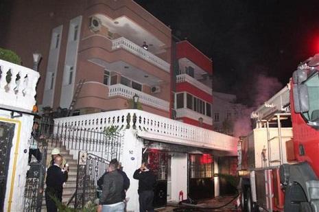 Qocalar evi yandı: 2 nəfər öldü, 25-i yaralandı