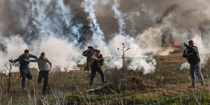 4 Palestiniens tués lors d'une nouvelle journée de mobilisation