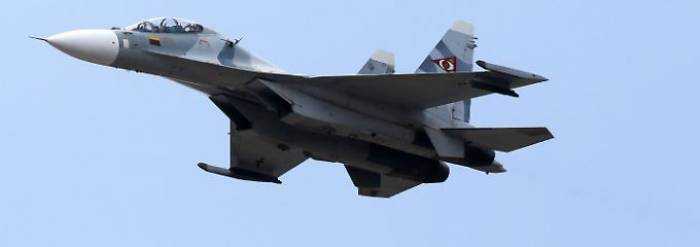 Chinesische Jets fangen US-Flugzeug ab