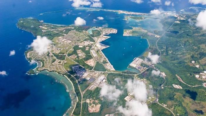 Guam verteilt Verhaltenstipps an Bürger