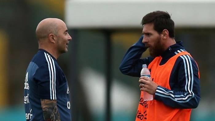 Argentinien-Coach kritisiert Löws Spielstil