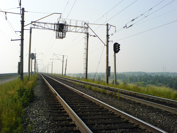 Baku-Kharkov train route to be prolonged to Kiev