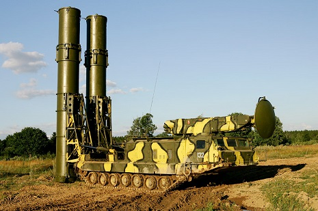 Russia, Iran have no accords on Antey-2500 missile systems deliveries - Rosoboronexport