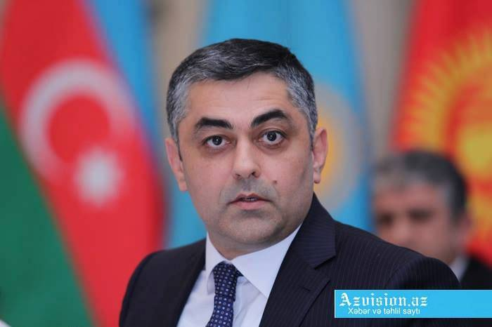 Ramin Quluzadə türkiyəli həmkarı ilə görüşüb