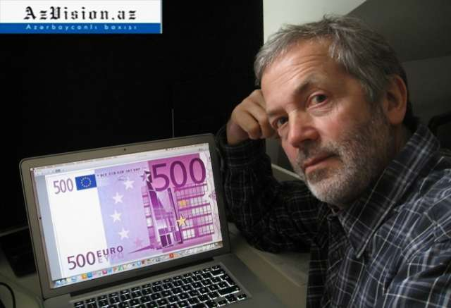 I much prefer to use euro, says Manat's designer - EXCLUSIVE INTERVIEW
