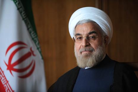 Iranian President visits quake-hit regions