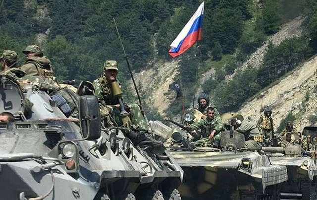 Rusiya Ermənistanda hərbi təlimlər keçirir - VİDEO