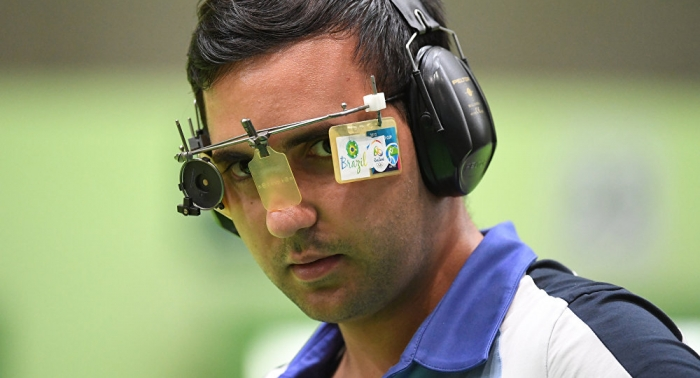 Azerbaijani shooter takes two medals at European Cup 25m Final