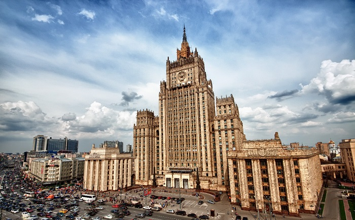 Russian Foreign Ministry talks about tense situation on Azerbaijan-Armenia border