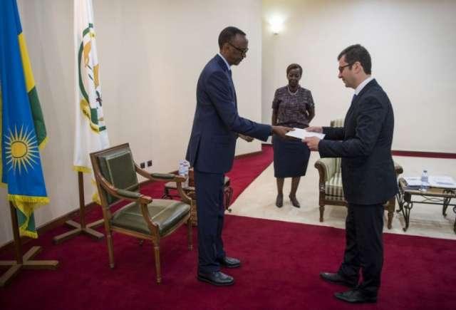 Rwandan President expresses interest in cooperating with Azerbaijan