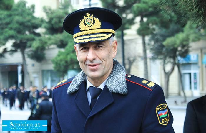 """""""Bakıda icazəsiz yürüşün keçirilməsinə imkan verilməyəcək"""" - Polis generalı"""