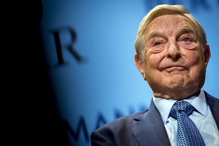 Who's Afraid of George Soros? - OPINION