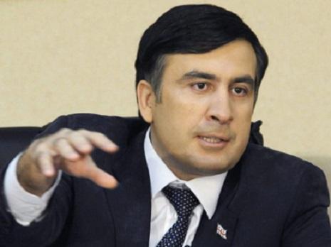 Saakashvili to coordinate provision of weapons to Ukraine