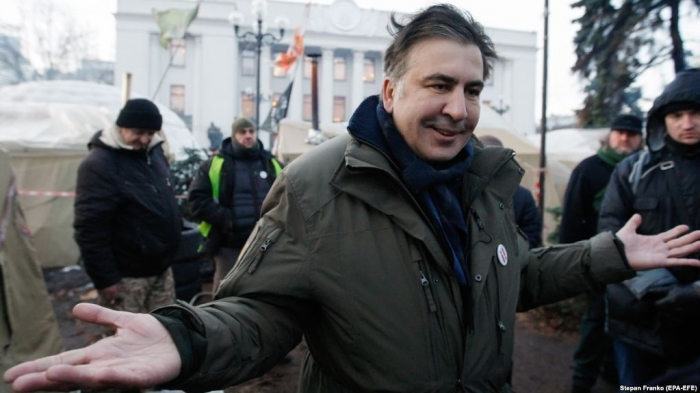 Kyiv court to rule on pretrial restrictions for Saakashvili