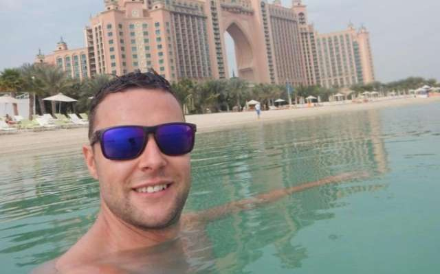 Briton jailed in Dubai for touching man's hip has sentence overturned