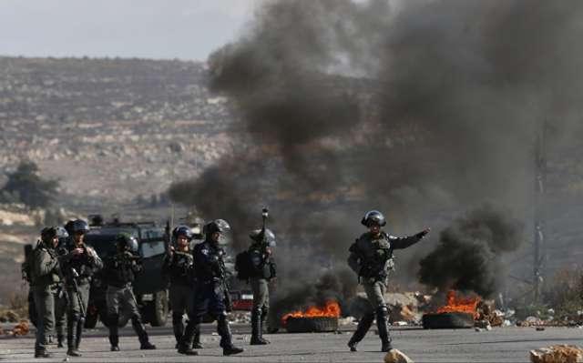 İsrail hərbçiləri 610 fələstinlini həbs edib