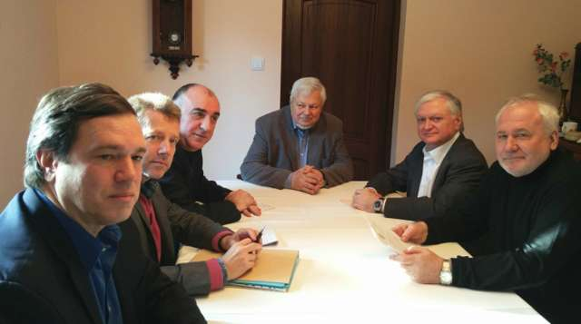 Nalbandian-Mammadyarov meeting over in Kraków, Poland - UPDATED