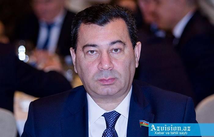 Səməd Seyidov AŞPA-da Sarkisyanı susdurdu