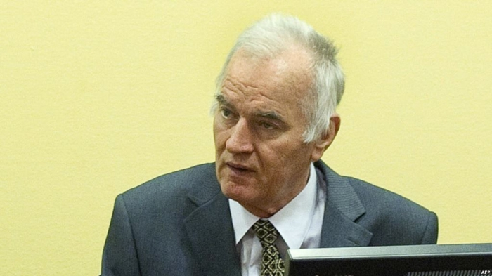 Ex-Bosnian Serb commander Mladic convicted of genocide, gets life in prison