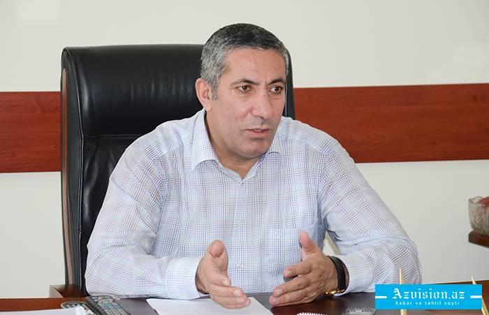 """Siyavuş Novruzov: """"Deputatların maaşı artırılmalıdır"""" (VİDEO)"""