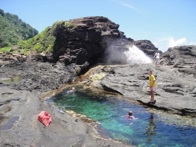 Most beautiful natural pools on earth for Natural pools arizona