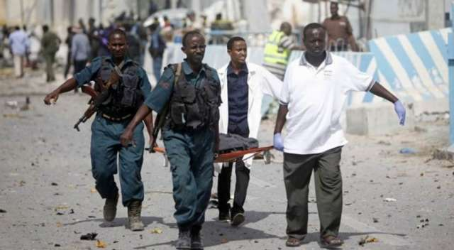 At least 10 killed in Somalia landmine blast