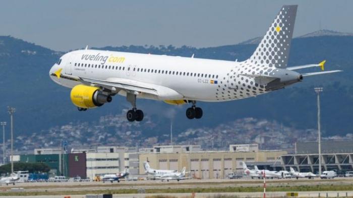 Spain passengers on Vueling jet delay migrant deportation