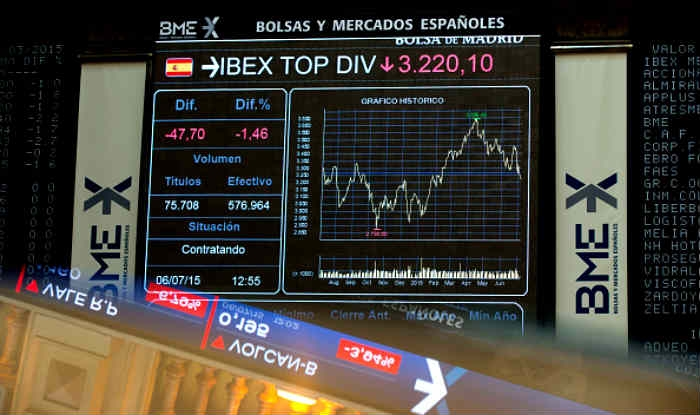 Spanish stocks dive 2% as Catalan parliament votes for independence