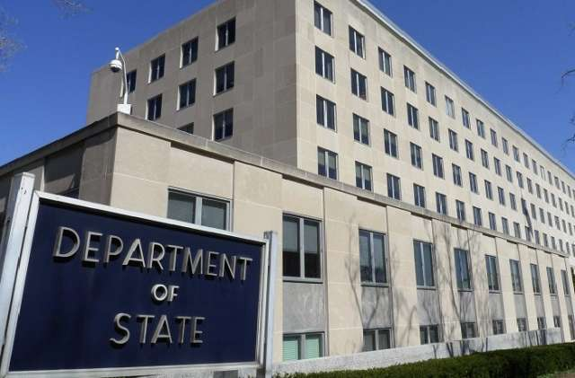 US says State Department support ambassador in Turkey
