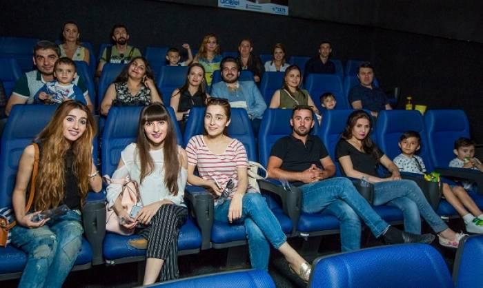 """CinemaPlus 28 Mall""da ""Sualtı era"" cizgi filminin press nümayişi keçirilib – FOTOLAR"