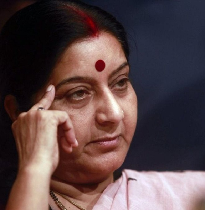 Sushma Swaraj, Indian ex-foreign minister and BJP veteran, dies at 67