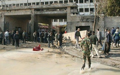 At least 31 killed in Damascus bombing
