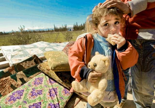 Ermənistanda uşaqların 72 faizi acdır - UNISEF