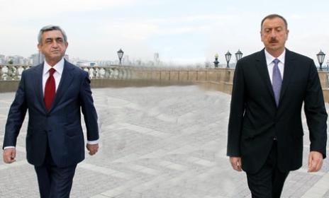 Prezidentlər görüşə bilər