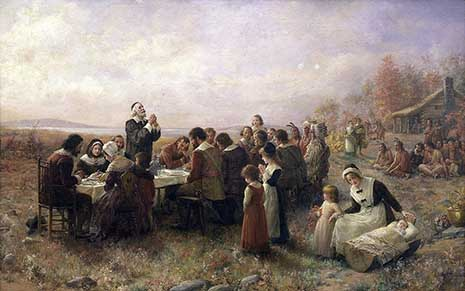Thanksgiving: From gratitude to God in 1863 to today